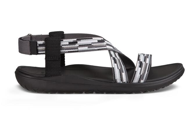 Teva W's Terra-Float Livia Sandals Tacion Grey Multi